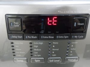 tips for buying a washing machine extra rinse cycle