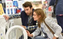 buying a washing machine tips
