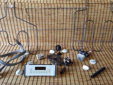 oven range stove parts