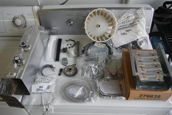 dryer parts