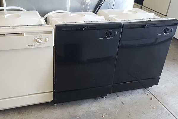 used dishwasher