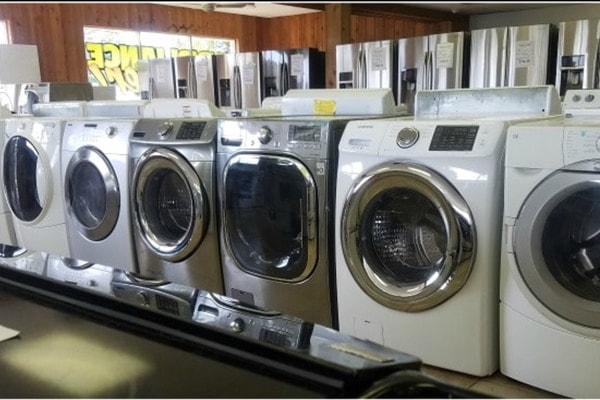 used front load washers