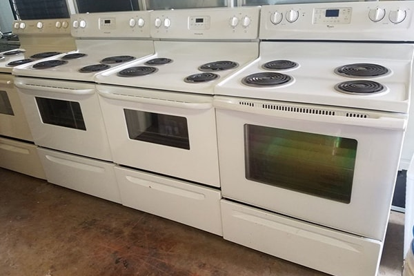used stoves used ranges