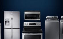 used samsung appliances