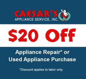 appliance repair irvine coupon