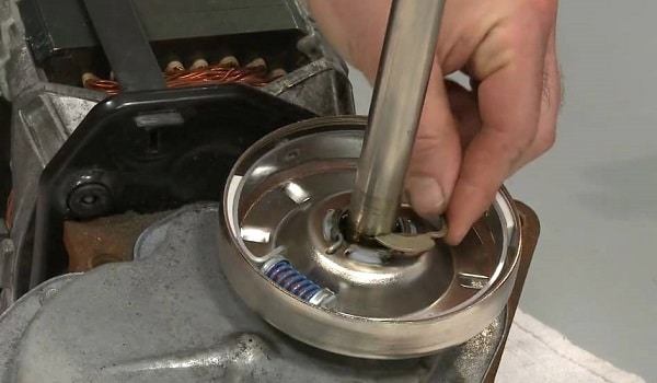 washer making grinding noise