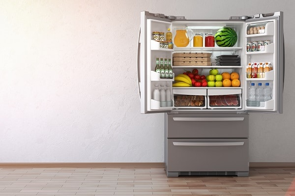 french door refrigeration