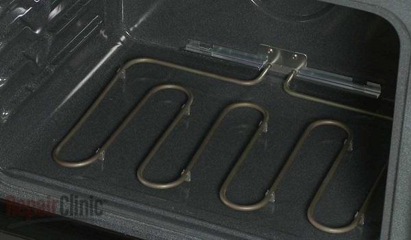 troubleshooting oven