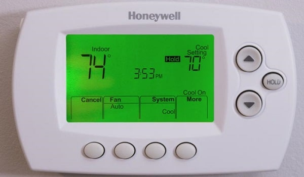 air conditioner isn't cooling