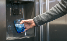 reset samsung refrigerator ice maker