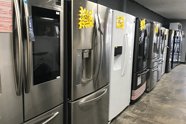 New & Used Appliance Store Orange County | Caesar's