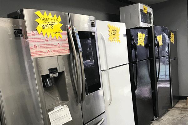New Amp Used Appliance Store Orange County Caesar S
