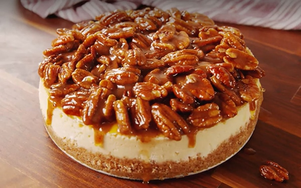 gourmet fall desserts