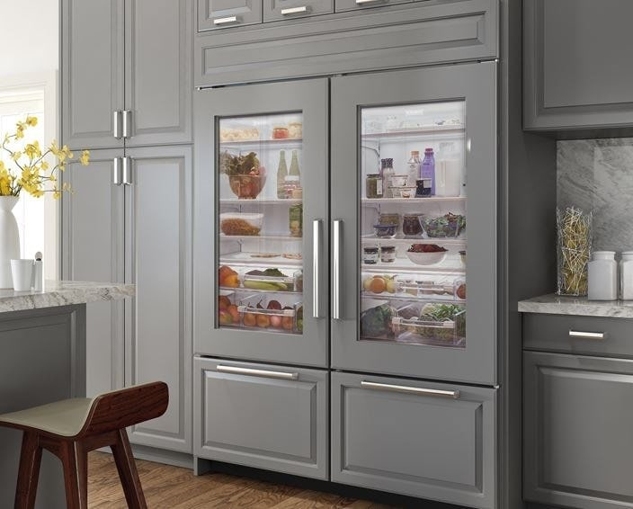 Difference Between a High-End and Regular Refrigerator