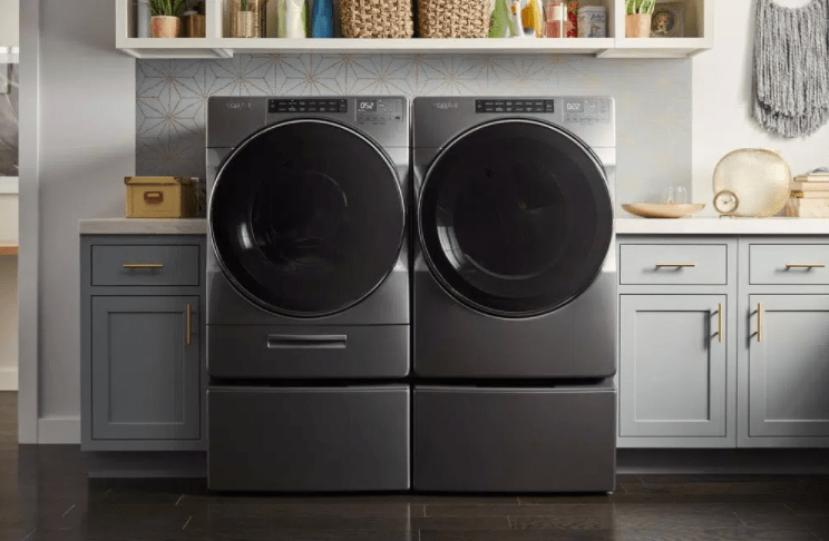 gas or electric dryer