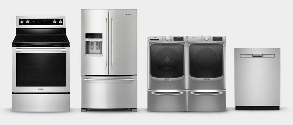 where are Maytag appliances made